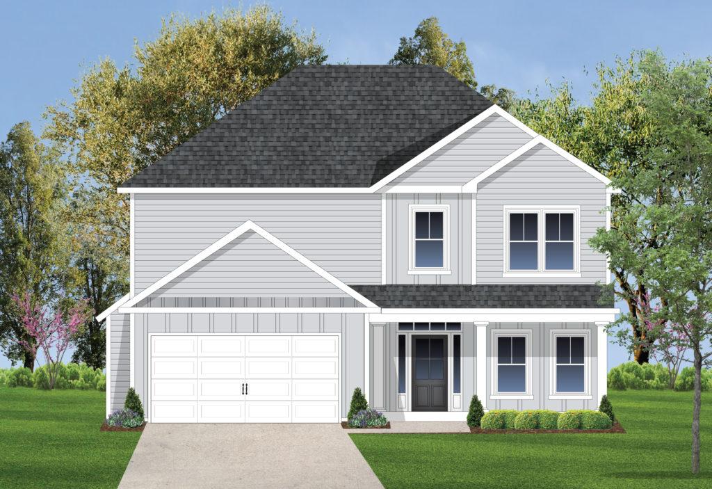 5961 Appomattox Dr - New Home For Sale